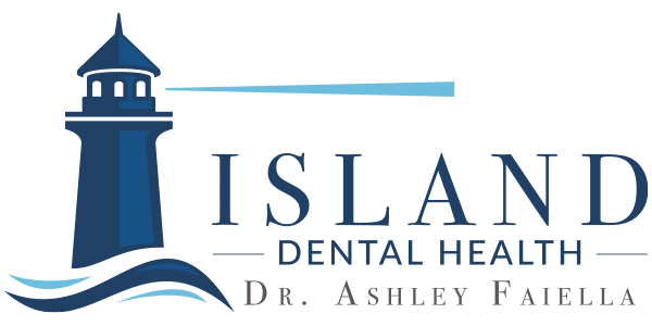 Island Dental Health Logo